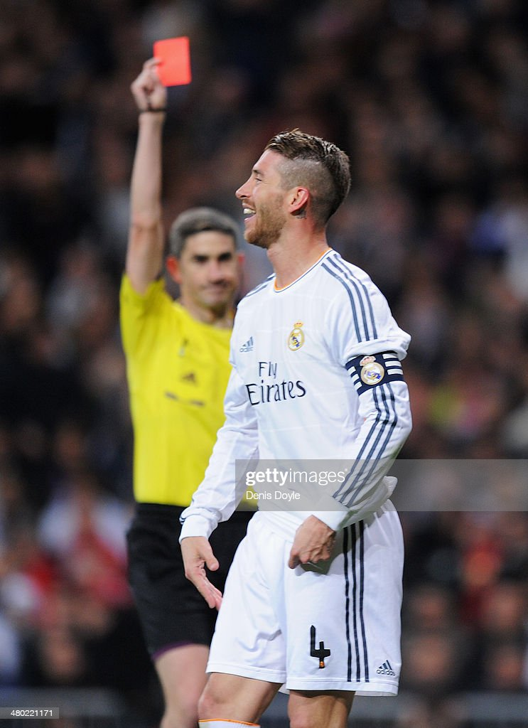 Sergio ramos garcia getty images - Sergio madrid ...