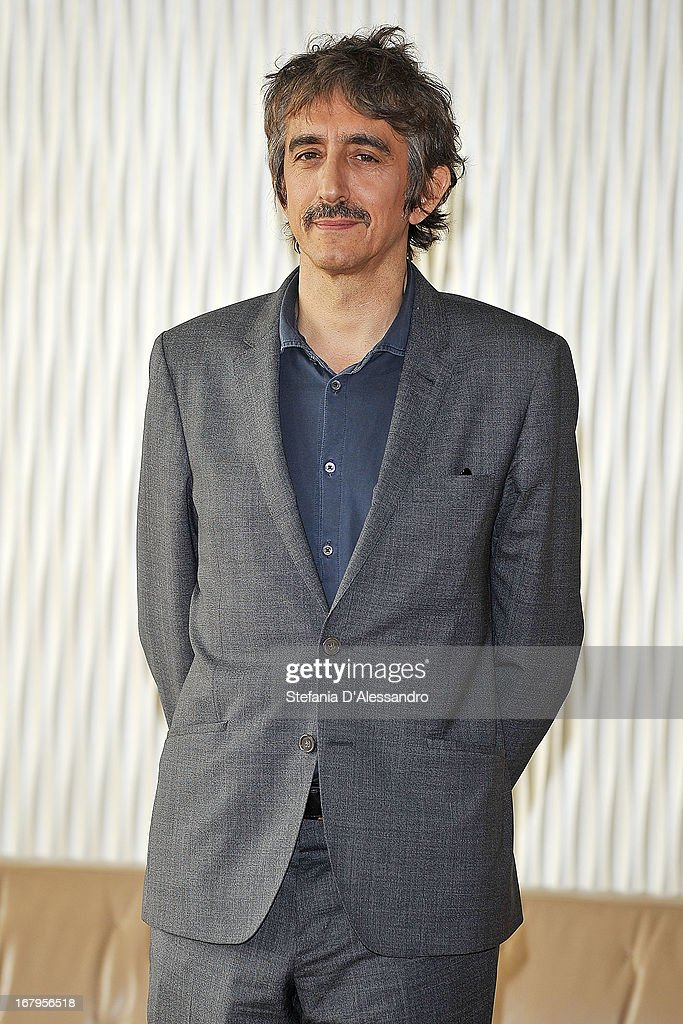 Sergio Rubini attends a photocall for 'Mi Rifaccio Vivo' on May 3, 2013 in Milan, Italy.