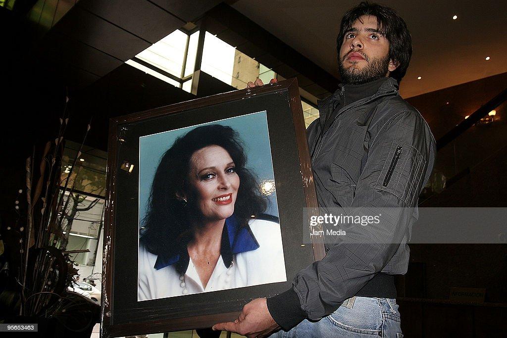 Blanca Sanchez blanca sanchez's funeral pictures | getty images