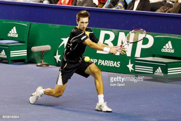 Sergiy STAKHOVSKY Qualifications BNP Paribas Masters Bercy Paris