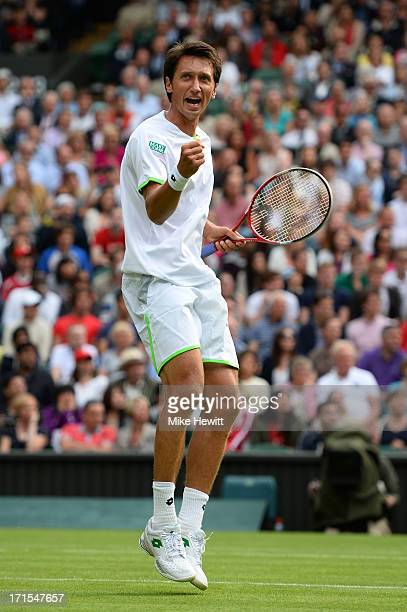 Sergiy Stakhovsky Stock Fotos Und Bilder Getty Images