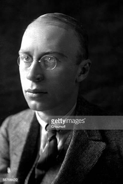 Serguei Sergueievitch Prokofiev Russian composer and pianist
