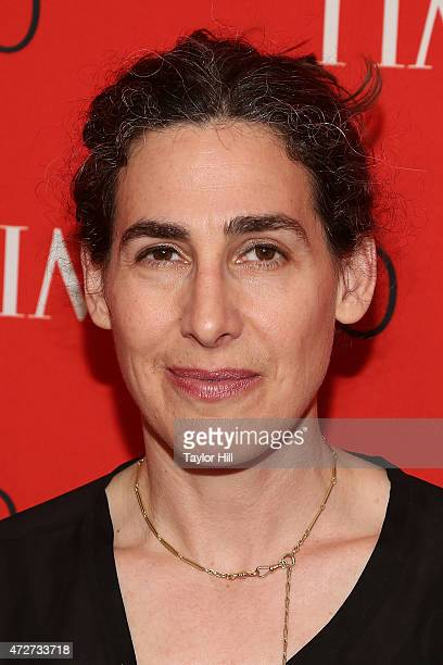 'Serial' podcast creator Sarah Koenig attends the 2015 Time 100 Gala at Frederick P Rose Hall Jazz at Lincoln Center on April 21 2015 in New York City