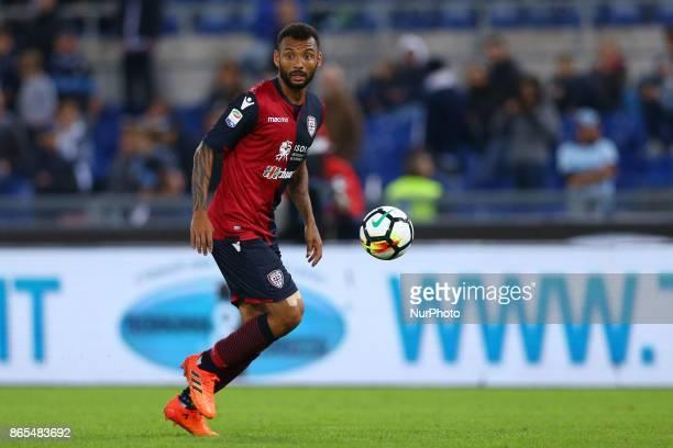Serie A Lazio v Cagliari Joao Pedro of Cagliari at Olimpico Stadium in Rome Italy on October 22 2017