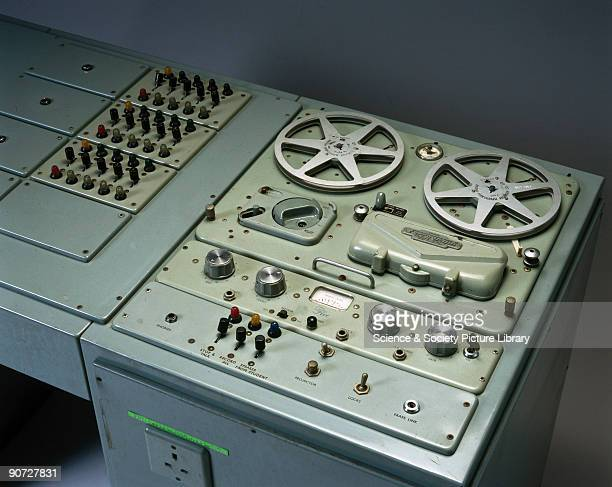 Series 5 Console manufactured by the Ferrograph Recorder Co Ltd A language laboratory is a classroom equipped with tape recorders where foreign...