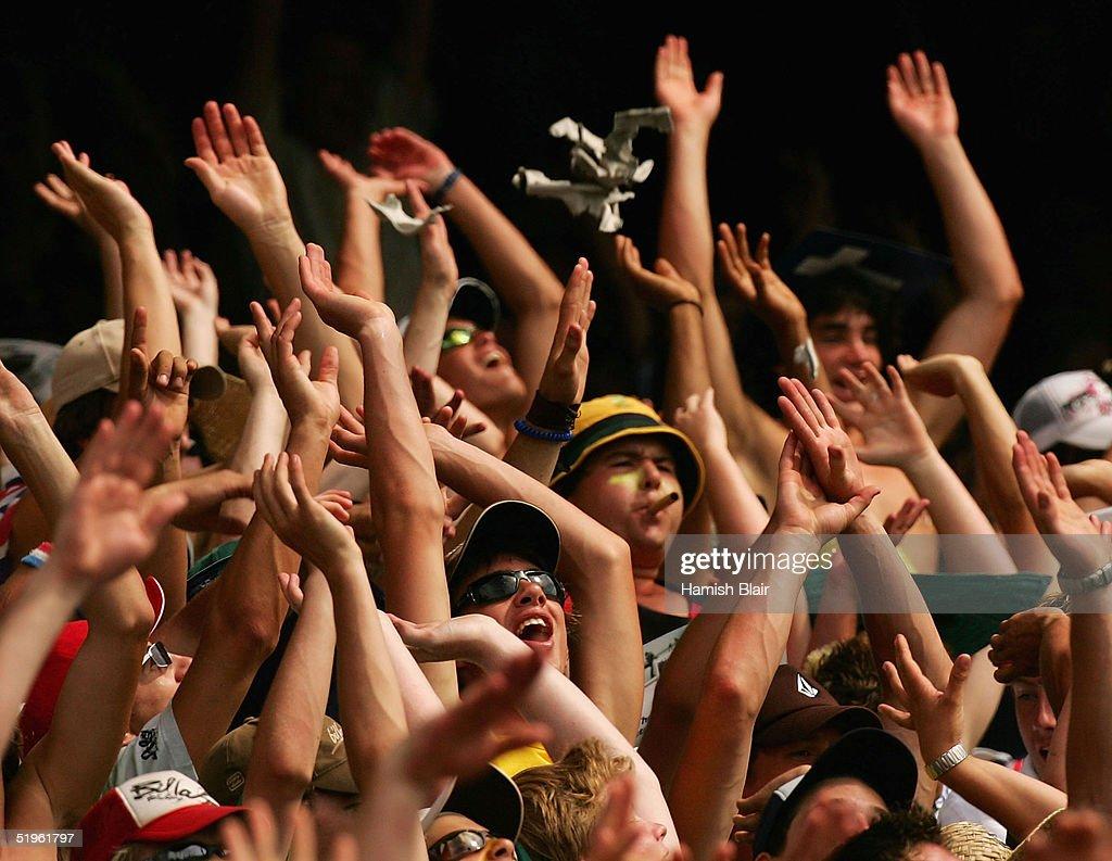 VB Series - Australia v West Indies