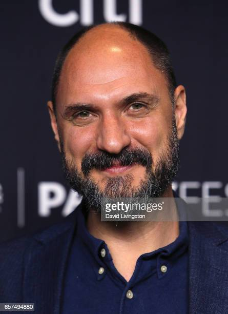 Series creator Loren Bouchard attends The Paley Center for Media's 34th Annual PaleyFest Los Angeles presentation of 'Bob's Burgers' at Dolby Theatre...