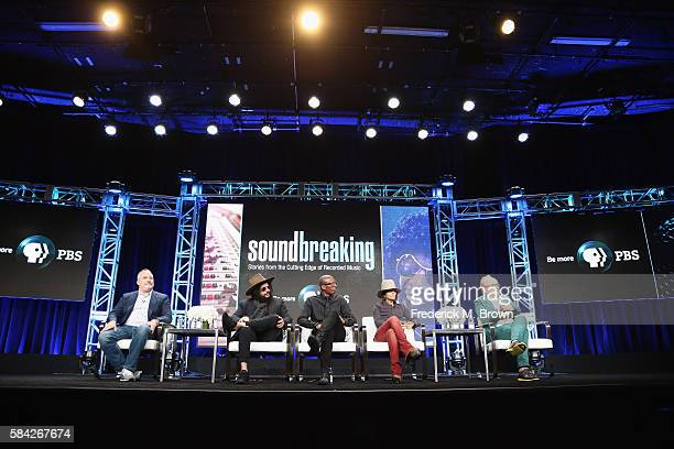 Series director/producer Jeff Dupre music producer and songwriter Don Was music producer Hank Shocklee music producer and songwriter Linda Perry and...