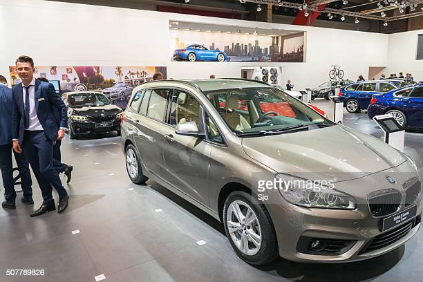 BMW 2 serie Gran Tourer cruzamiento MPV automóvil