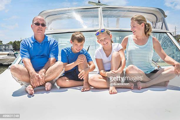 Series: Kidney recipient father enjoys life with family on boat