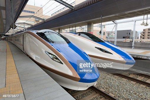 E7 series Shinkansen in Japan