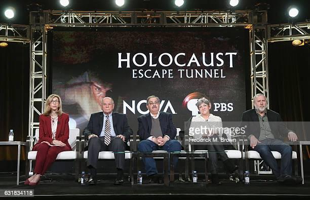 "Series Sr executive producer Paula S Apsell son of Schlomo Gol one of the 12 Survivors of the Ponar ""Burning Brigade"" Abe Gol professor of Jewish..."