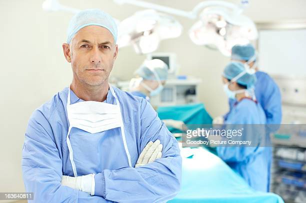 Serious about surgery