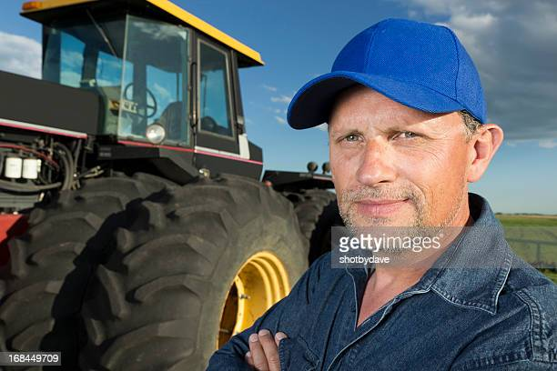 Serious Farmer