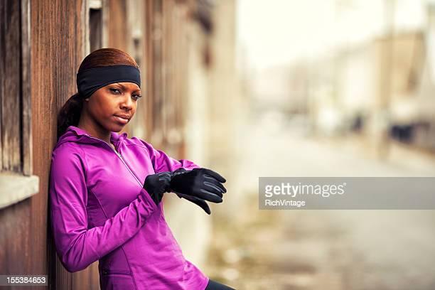 Serious Runner