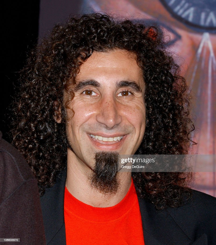 """System of a Down Promote Their Album """"Mezmerize"""" at Best Buy in Burbank - May"""