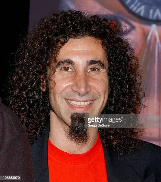 Serj Tankian of System Of A Down during System of a Down Promote Their Album 'Mezmerize' at Best Buy in Burbank May 17 2005 at Best Buys in Burbank...