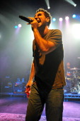 Serj Tankian performs on stage at Shepherds Bush Empire on October 7 2012 in London United Kingdom