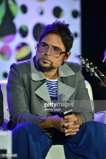 Servando Primera during The Billboard Latin Music Conference Awards Songwriters The New Generation panel at Ritz Carlton South Beach on April 26 2017...