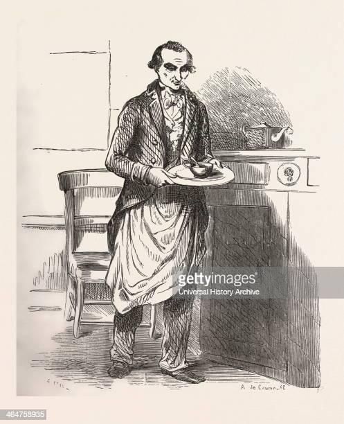 Servant The Count Of Monte Christo Alexandre Dumas Historical Novel Adventure Fiction Romance Novel Fiction Liszt Gourmet Archive 19th Century Cup...