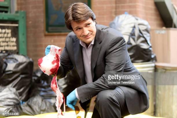 NINE 'Serve Protect' Episode 414 Pictured Nathan Fillion as Mark Devereaux