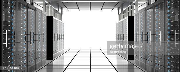 サーバーデータセンター