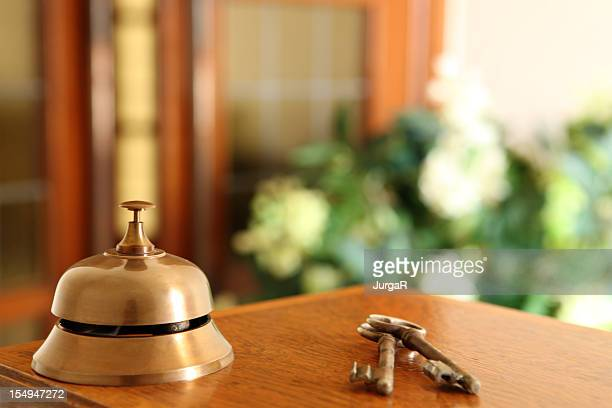 Service Bell and Keys