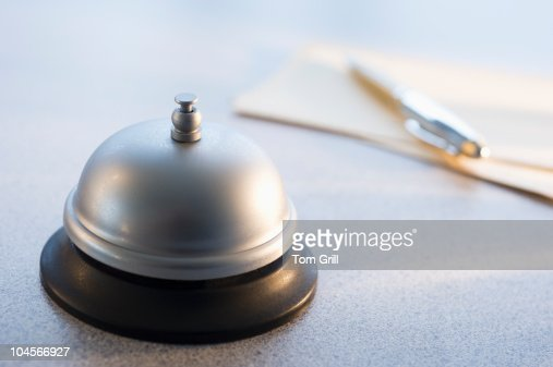 Service bell : Stock Photo