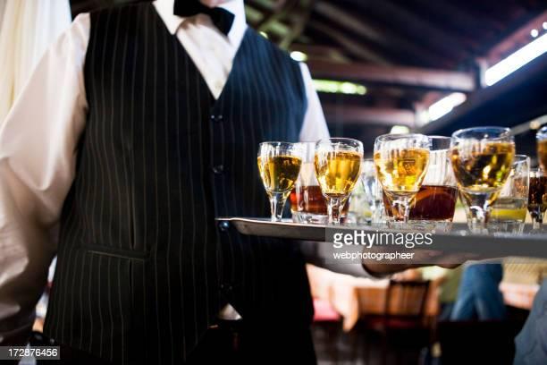 Serving Alcohol