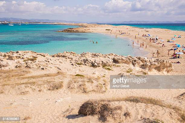 Ses Salines Nature reserve paradise in Formentera