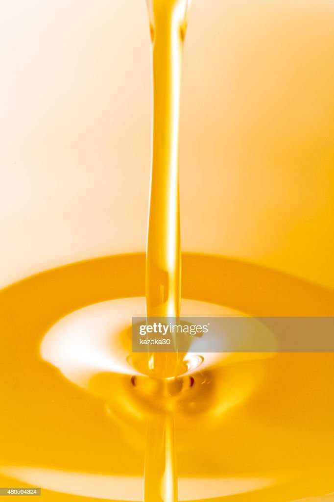 Sesame oil : Stock Photo