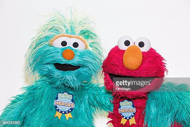 Sesame Street 2016 Stock Photos and Pictures | Getty Images