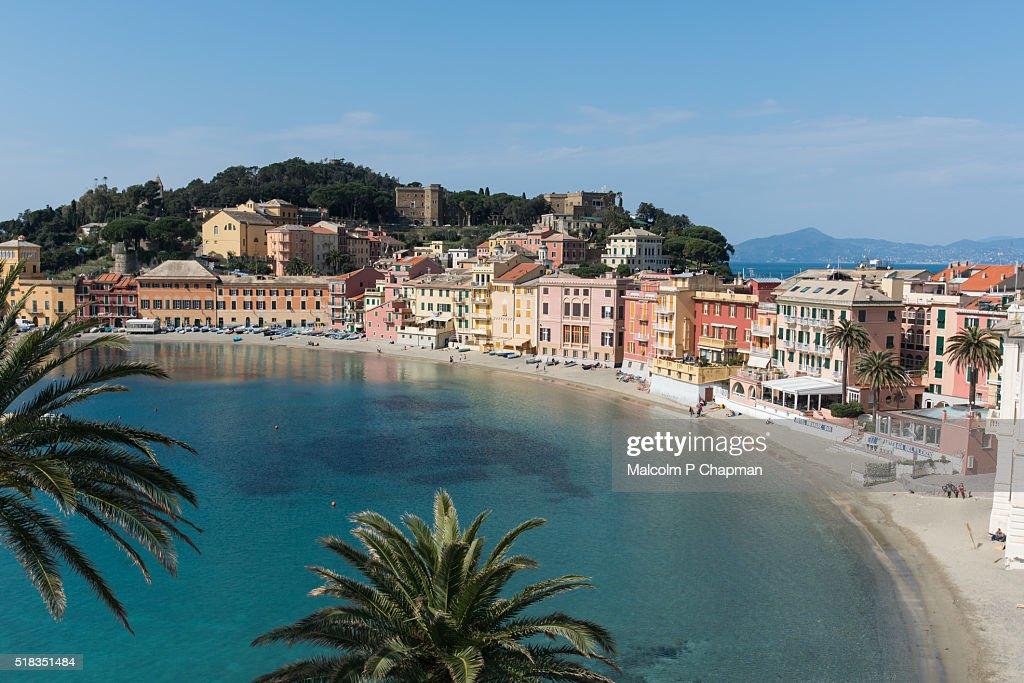 Sestri Levante, Baia del Silenzio (Bay of Silence), Liguria, Italy