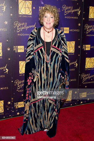 Set Decorator Melinda Ritz attends the 21st Annual Art Directors Guild Excellence In Production Design Awards at The Ray Dolby Ballroom at Hollywood...