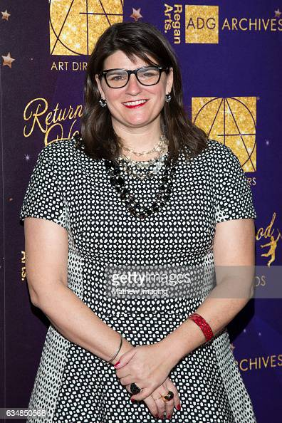 Set Decorator Missy Parker attends the 21st Annual Art Directors Guild Excellence In Production Design Awards at The Ray Dolby Ballroom at Hollywood...
