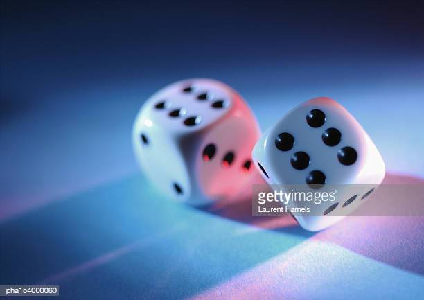 Set of dice.