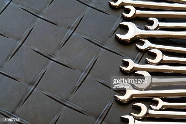 Set of Mini Wrenches