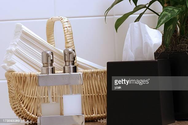 Set di sapone e lozione