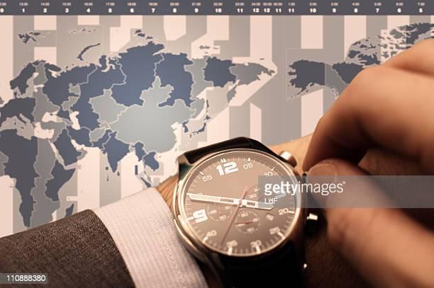 Defina o seu tempo [ Ásia ]