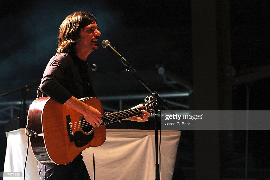 <a gi-track='captionPersonalityLinkClicked' href=/galleries/search?phrase=Seth+Avett&family=editorial&specificpeople=4271007 ng-click='$event.stopPropagation()'>Seth Avett</a> of <a gi-track='captionPersonalityLinkClicked' href=/galleries/search?phrase=The+Avett+Brothers&family=editorial&specificpeople=4270503 ng-click='$event.stopPropagation()'>The Avett Brothers</a> performs at Red Rocks Amphitheatre on June 29, 2012 in Morrison, Colorado.