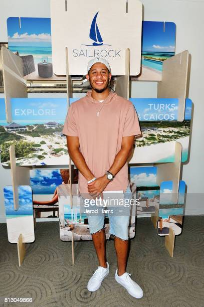 Seth Curry attends the GBK PreESPY Event at Luxe On Rodeo Drive on July 11 2017 in Beverly Hills California