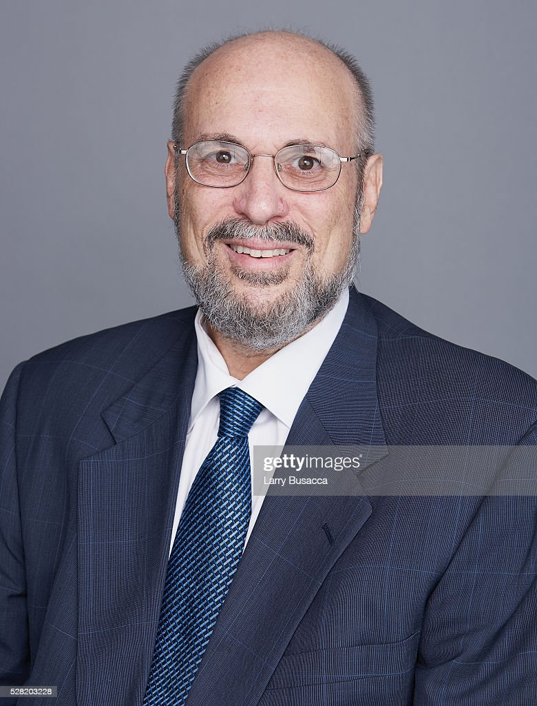 Seth D. Gelblum poses for a portrait at the 2016 Tony Awards Meet The Nominees Press Reception on May 4, 2016 in New York City.