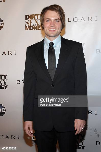 Seth Gabel attends BVLGARI Presents the Premiere Event For 'Dirty Sexy Money' at Paramount Theatre on September 23 2007 in Los Angeles CA