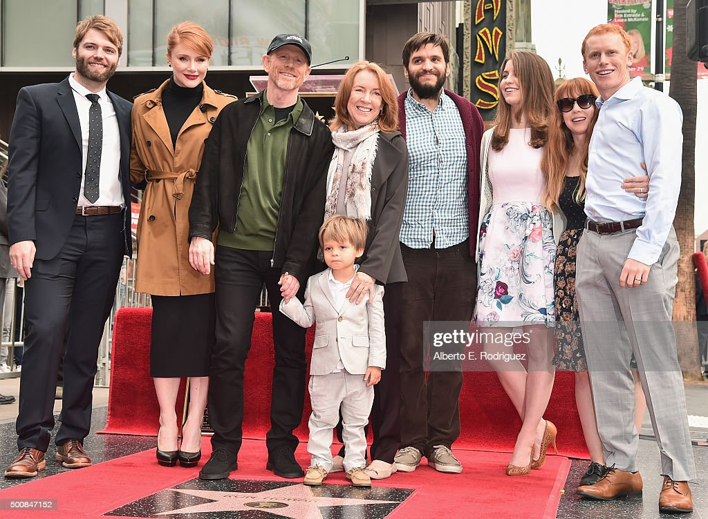 Ron Howard Honored With Star On The Hollywood Walk Of Fame ...