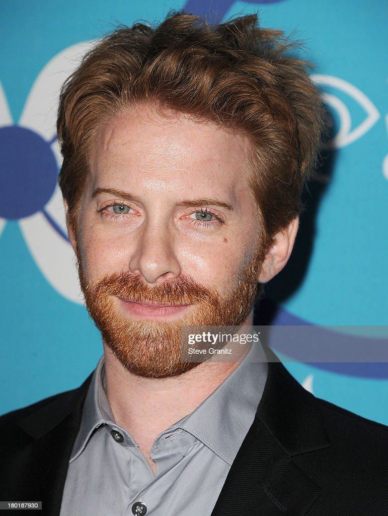 <a gi-track='captionPersonalityLinkClicked' href=/galleries/search?phrase=Seth+Green&family=editorial&specificpeople=206390 ng-click='$event.stopPropagation()'>Seth Green</a> arrives at the 2013 Fox Fall Eco-Casino Party at The Bungalow on September 9, 2013 in Santa Monica, California.