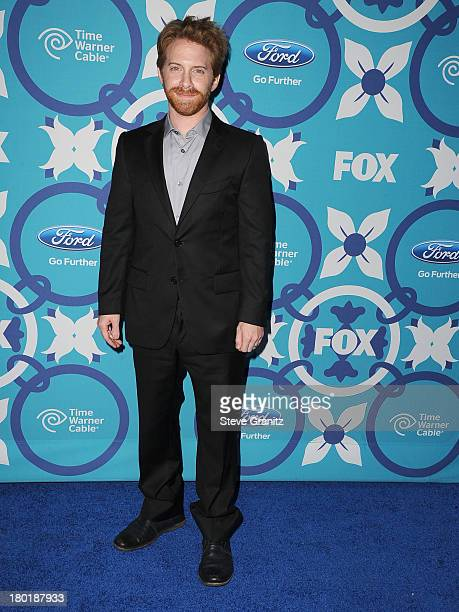 Seth Green arrives at the 2013 Fox Fall EcoCasino Party at The Bungalow on September 9 2013 in Santa Monica California