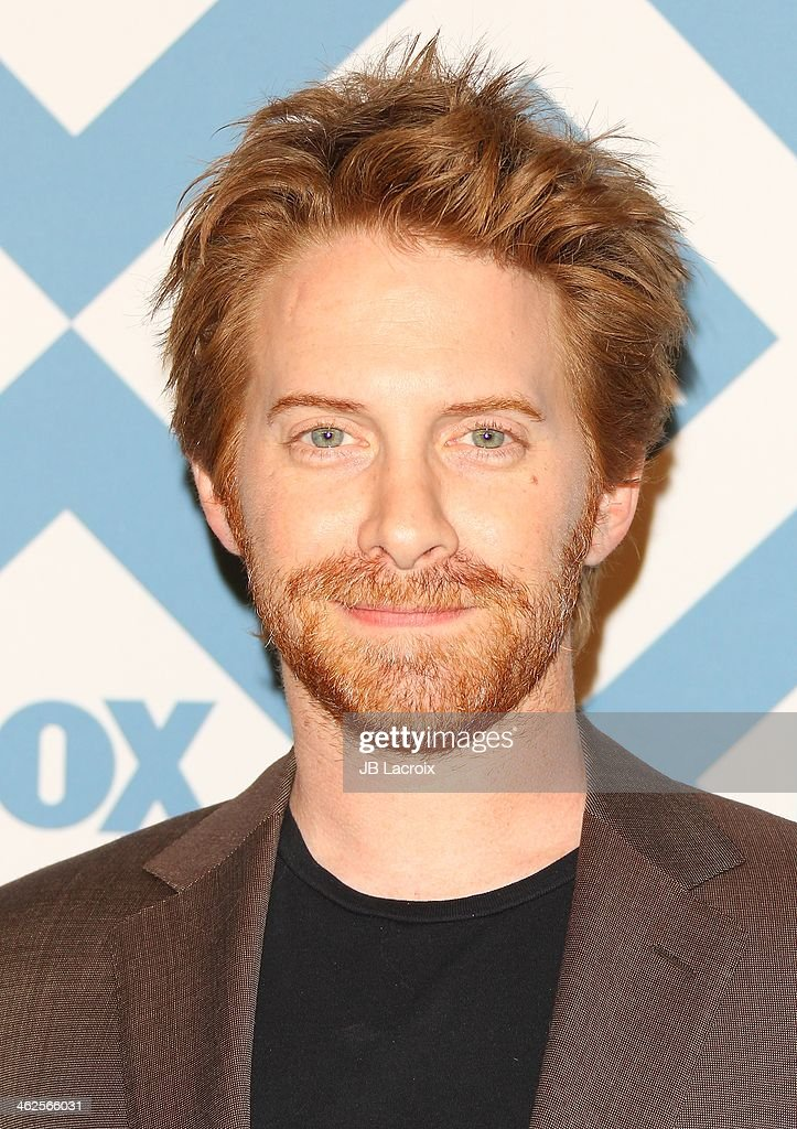 Seth Green attends the 2014 TCA Winter Press Tour FOX AllStar Party held at The Langham Huntington Hotel and Spa on January 13 2014 in Pasadena...