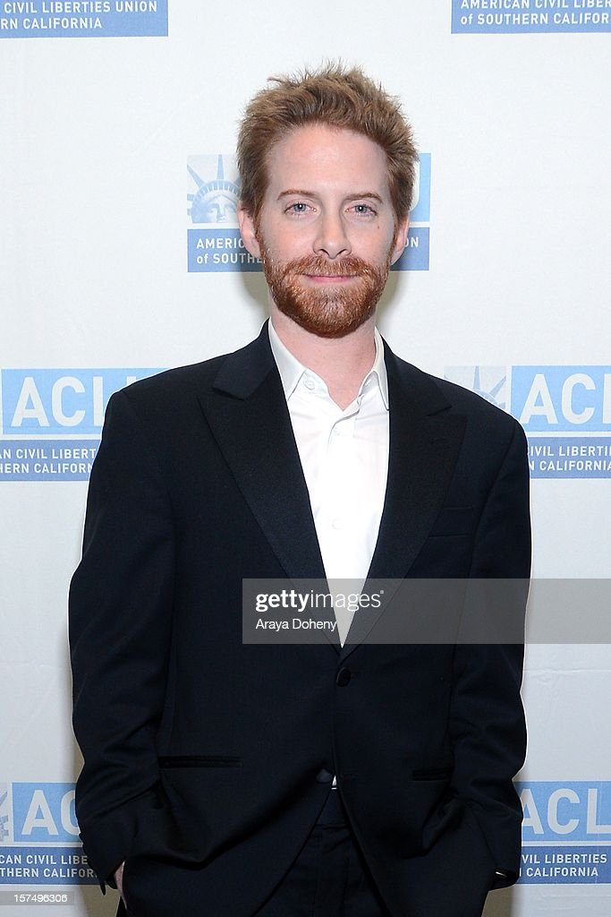 Seth Green attends the ACLU of Southern California's 2012 Bill of Rights Dinner at the Beverly Wilshire Four Seasons Hotel on December 3, 2012 in Beverly Hills, California.
