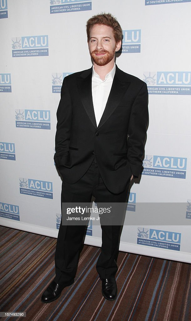 Seth Green attends the ACLU of Southern California's 2012 Bill of Rights Dinner held at the Beverly Wilshire Four Seasons Hotel on December 3, 2012 in Beverly Hills, California.