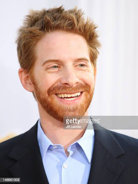 Seth Green attends the 'Ted' premiere held at Grauman's Chinese Theatre on June 21 2012 in Hollywood California